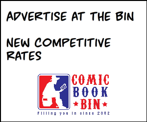 Advertise at ComicBookBin