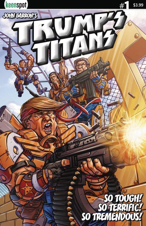 Trump Titans 1