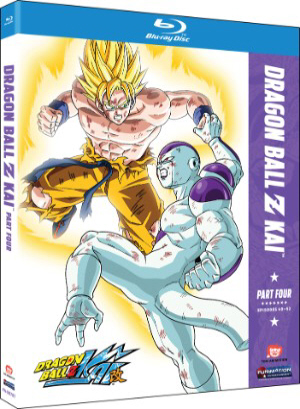dragon ball kai part 4. Dragon Ball Z Kai Part Four