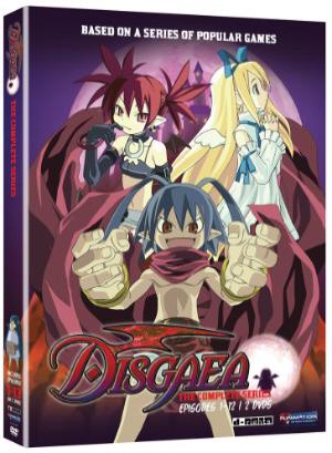 Disgaea: The Complete Series movie