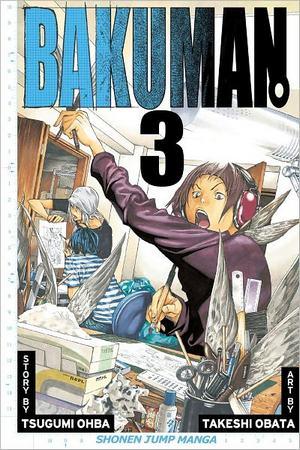 Bakuman: Volume 3