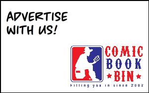 Advertise at ComicBookBin