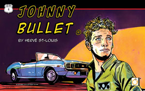 Buy Johnny Bullet Comics